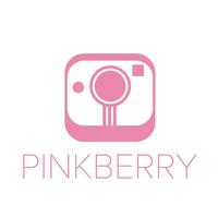pinkberry polaroid